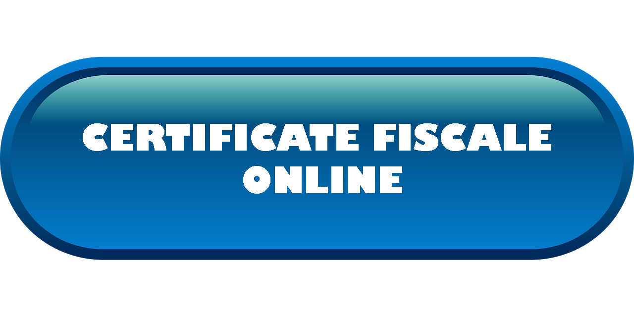 CERTIFICATE FISCALE ONLINE
